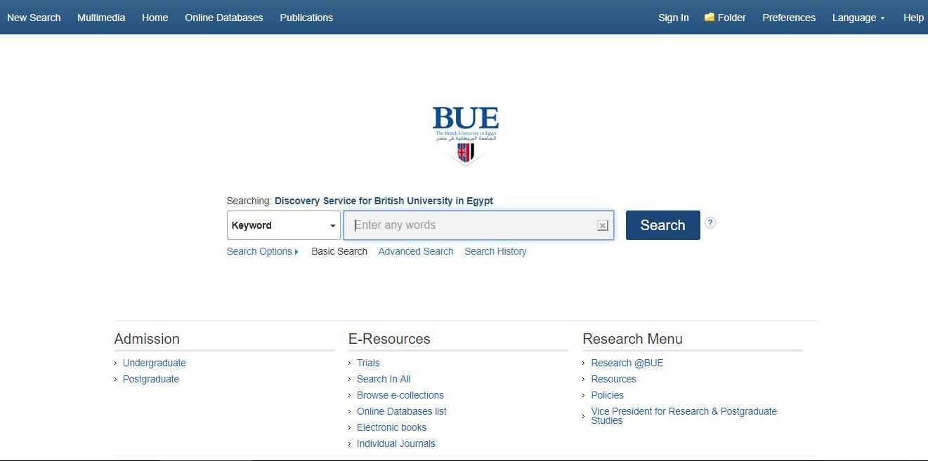 Basic-Search
